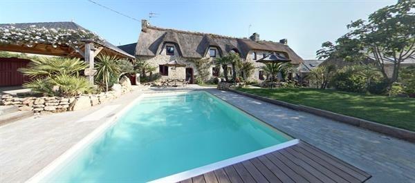 Location vacances Riantec -  Maison - 5 personnes - Terrasse - Photo N° 1