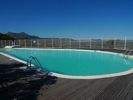 Location vacances Lumio -  Appartement - 6 personnes - Jardin - Photo N° 1