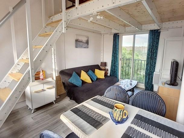 Location vacances Fleury -  Appartement - 4 personnes - Balcon - Photo N° 1