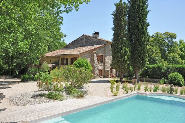 Location vacances Fayence -  Maison - 4 personnes - Barbecue - Photo N° 1