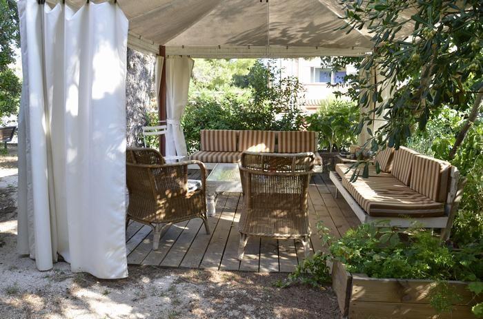 Location vacances Bormes-les-Mimosas -  Appartement - 4 personnes - Barbecue - Photo N° 1