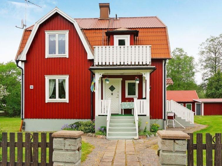 Maison pour 4 personnes à Sandsjöfors