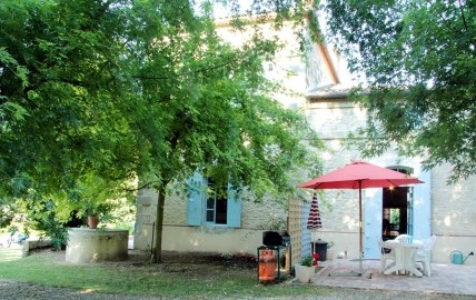 Location vacances Puysserampion -  Gite - 5 personnes - Barbecue - Photo N° 1