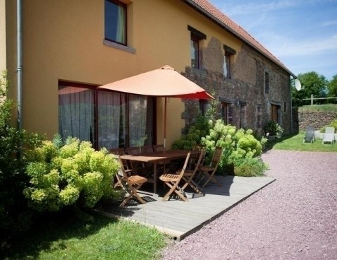 Location vacances Savigny -  Maison - 10 personnes - Barbecue - Photo N° 1