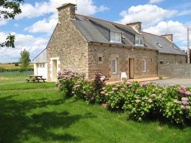 Location vacances Quemper-Guézennec -  Maison - 5 personnes - Barbecue - Photo N° 1