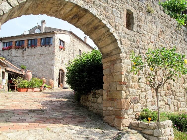 Appartement pour 4 personnes à Roccastrada