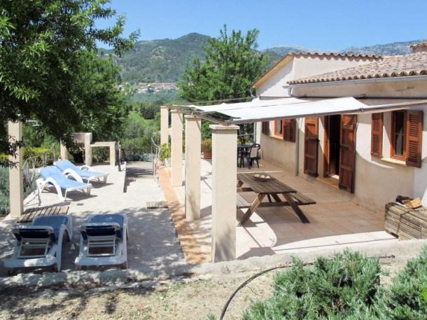Location vacances Mancor de la Vall -  Maison - 4 personnes - Barbecue - Photo N° 1