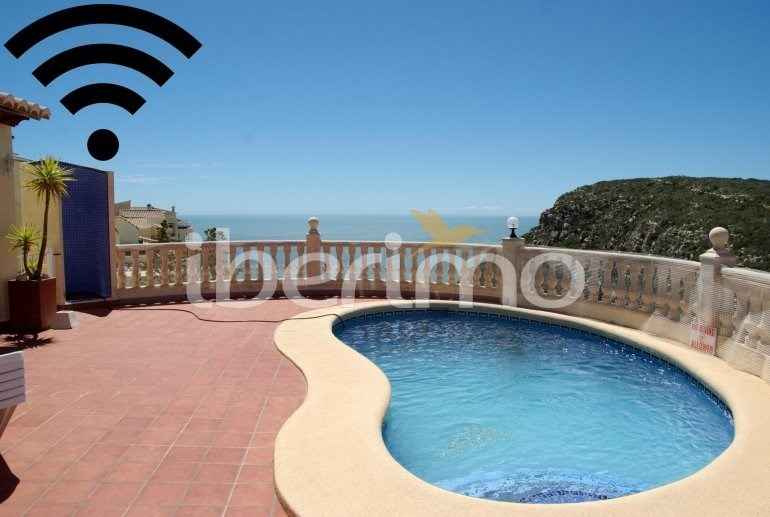 Location vacances Benitachell/el Poble Nou de Benitatxell -  Maison - 6 personnes - Barbecue - Photo N° 1