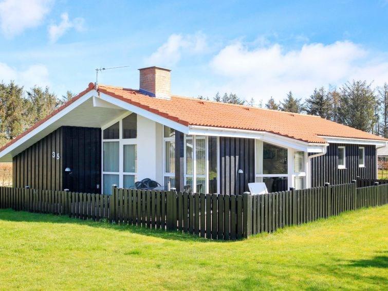Maison pour 5 personnes à Løkken