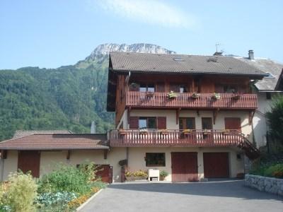Wohnung zwischen dem See von Annecy und Aravis - Alex