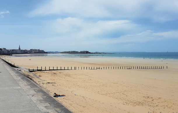 Location vacances Saint-Malo -  Appartement - 4 personnes - Barbecue - Photo N° 1