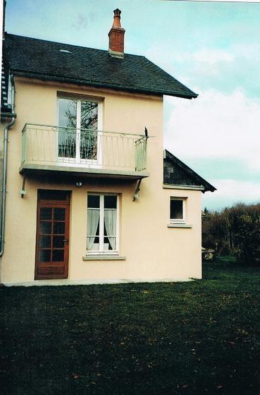 Location vacances Montsauche-les-Settons -  Maison - 4 personnes - Barbecue - Photo N° 1