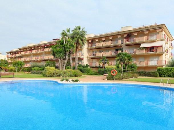 Location vacances Sant Carles de la Ràpita -  Appartement - 4 personnes - Lecteur DVD - Photo N° 1