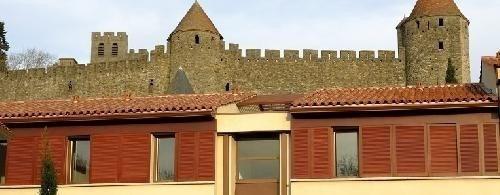 Location vacances Carcassonne -  Appartement - 4 personnes - Télévision - Photo N° 1
