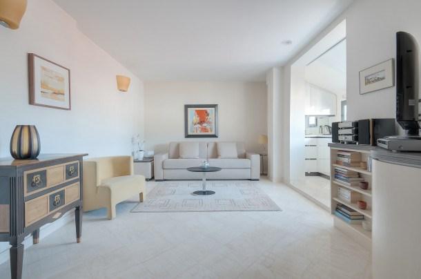 Location vacances Cannes -  Appartement - 3 personnes - Télévision - Photo N° 1