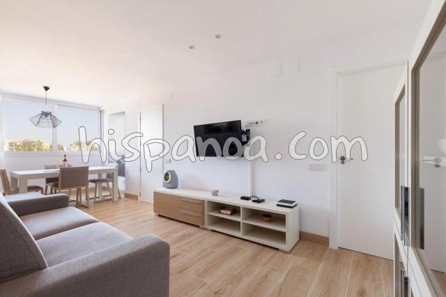 Holiday rentals Jávea/Xàbia - Apartment - 4 persons - Television - Photo N° 1