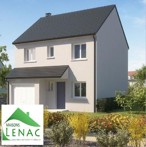 Maison  4 pièces + Terrain 480 m² Samoreau par MAISONS LENAC