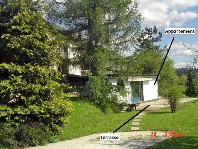 Holiday rentals Morbier - Apartment - 5 persons - BBQ - Photo N° 1