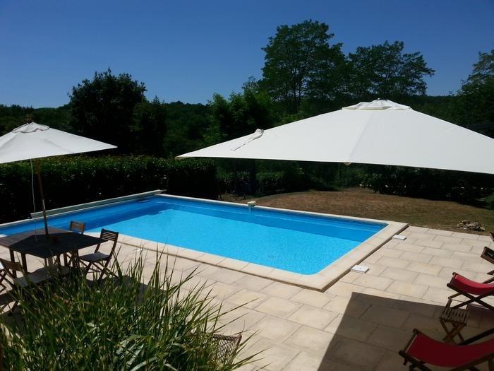 pour 7 pers. avec piscine privée, Beaumont-du-Périgord
