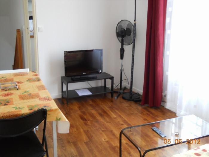 Ferienwohnungen Aulnay-sous-Bois - Wohnung - 4 Personen - Radio - Foto Nr. 1