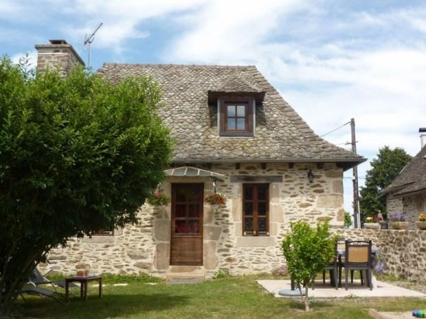 gite de vacances à Arnac, en Auvergne pour 4 pers. (50m²