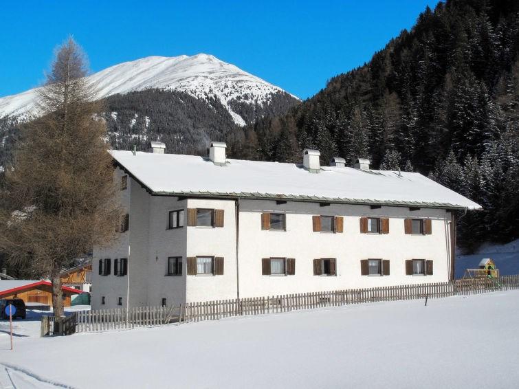 Location vacances Nauders -  Appartement - 5 personnes -  - Photo N° 1