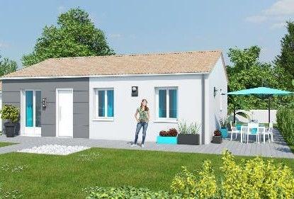 Maison  4 pièces + Terrain 1000 m² Ayguesvives par ESQUISS 31