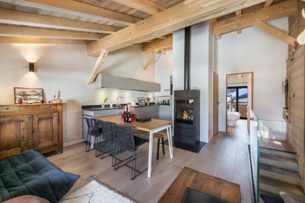 Location vacances Saint-Bon-Tarentaise -  Maison - 6 personnes - Télévision - Photo N° 1