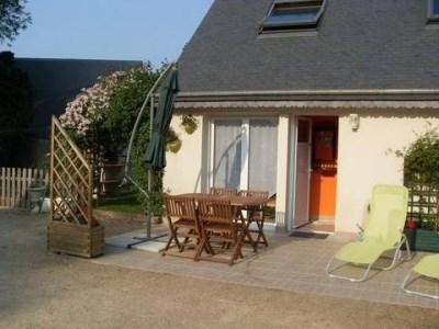 Holiday rentals Trébeurden - Cottage - 4 persons - BBQ - Photo N° 1