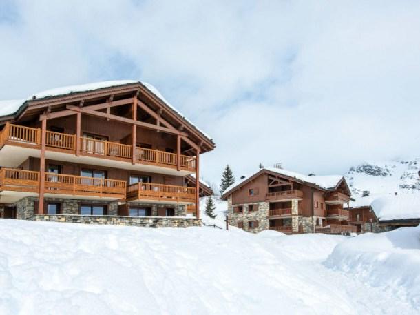 Location vacances La Rosière -  Appartement - 10 personnes - Billard - Photo N° 1