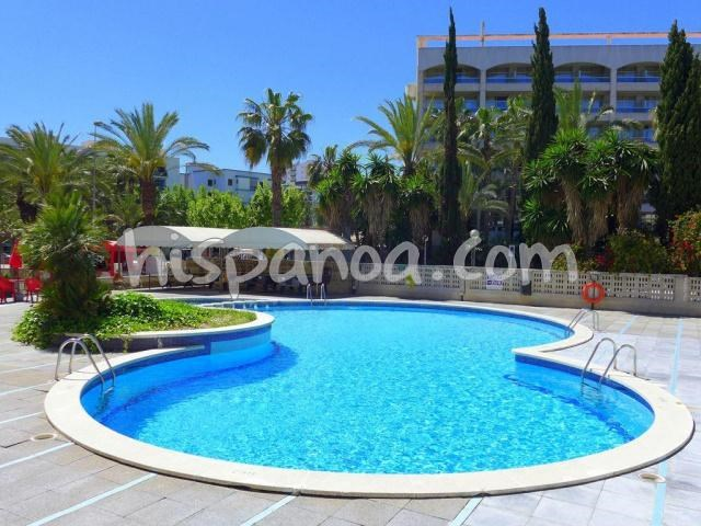 Apartment for 4 ppl. with pool, Salou