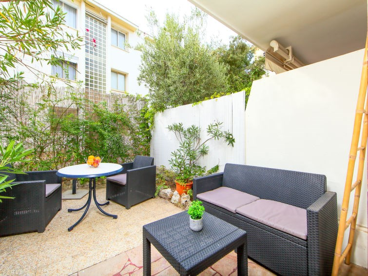 Location vacances Cannes -  Appartement - 2 personnes -  - Photo N° 1
