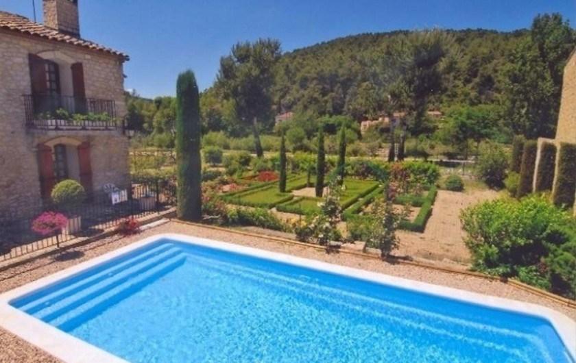 Villa avec piscine privée à Vaison-la-Romaine - Vaucluse - Région PACA