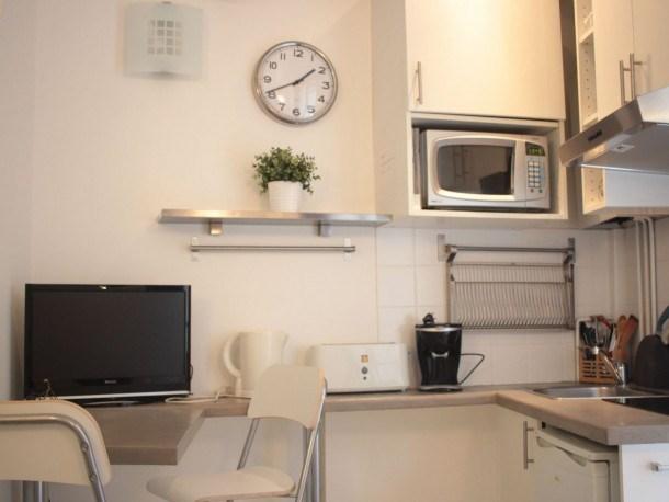 Location vacances Paris 18e Arrondissement -  Appartement - 2 personnes - Télévision - Photo N° 1