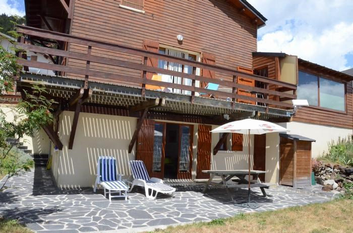 Location vacances Les Angles -  Appartement - 6 personnes - Barbecue - Photo N° 1