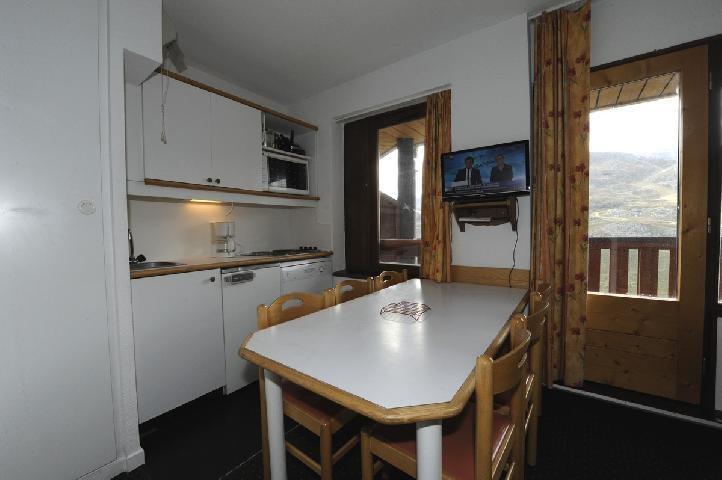 Appartement 2 pièces cabine 6 personnes (816)