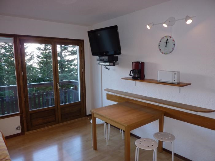 Holiday rentals Uvernet-Fours - Apartment - 4 persons - Outdoor games - Photo N° 1