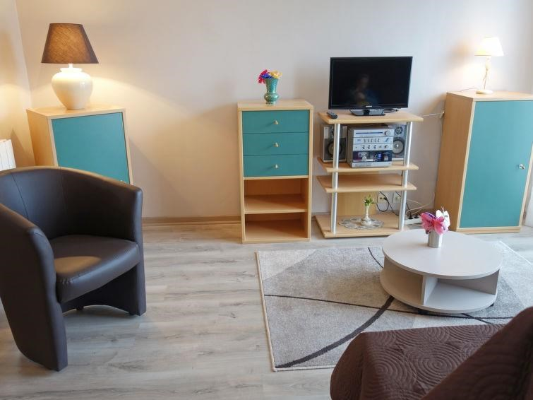 Holiday rentals Saint-Palais-sur-Mer - Apartment - 2 persons - Television - Photo N° 1