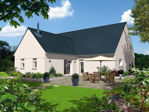 Maison  5 pièces + Terrain 1080 m² Ciry-Salsogne par Maison Familiale Saint Quentin