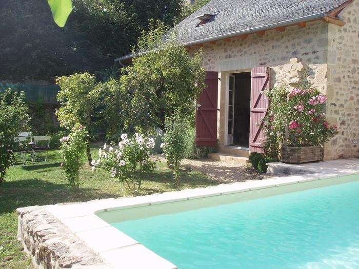 Holiday rentals Montbazens - Cottage - 4 persons - BBQ - Photo N° 1