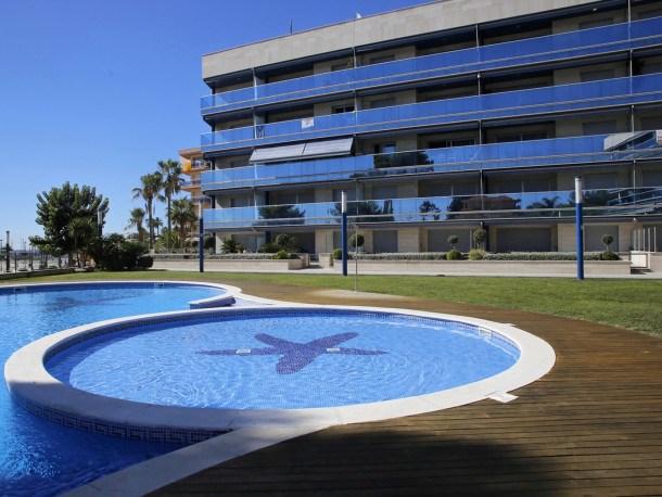 Location vacances Torredembarra -  Appartement - 8 personnes - Télévision - Photo N° 1