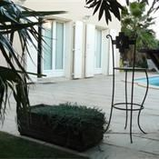 Villa pour 8 pers. avec piscine privée, Ortaffa