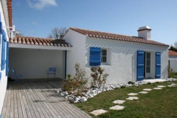 Location vacances Noirmoutier-en-l'Île -  Maison - 4 personnes - Terrasse - Photo N° 1