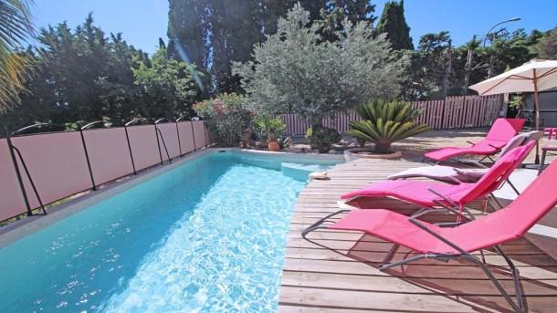 Location vacances Sainte-Maxime -  Maison - 5 personnes - Télévision - Photo N° 1