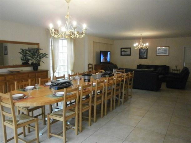 Location vacances Saint-Lary-Soulan -  Appartement - 15 personnes - Télévision - Photo N° 1