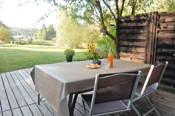 Location vacances Niderviller -  Maison - 4 personnes - Barbecue - Photo N° 1