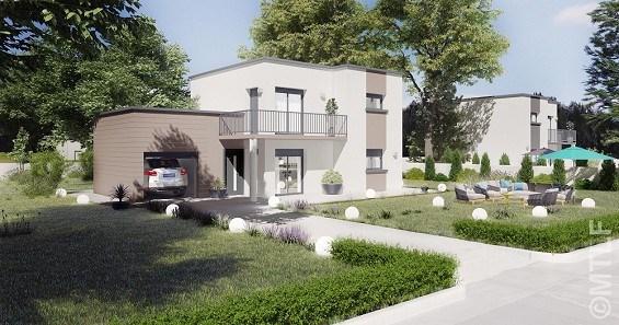 Maison  5 pièces + Terrain 800 m² Marles-en-Brie par MTLF