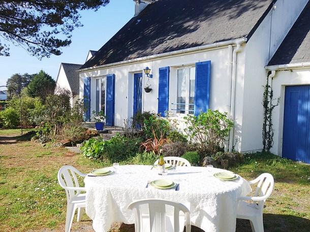 Location vacances Arzon -  Maison - 4 personnes - Barbecue - Photo N° 1