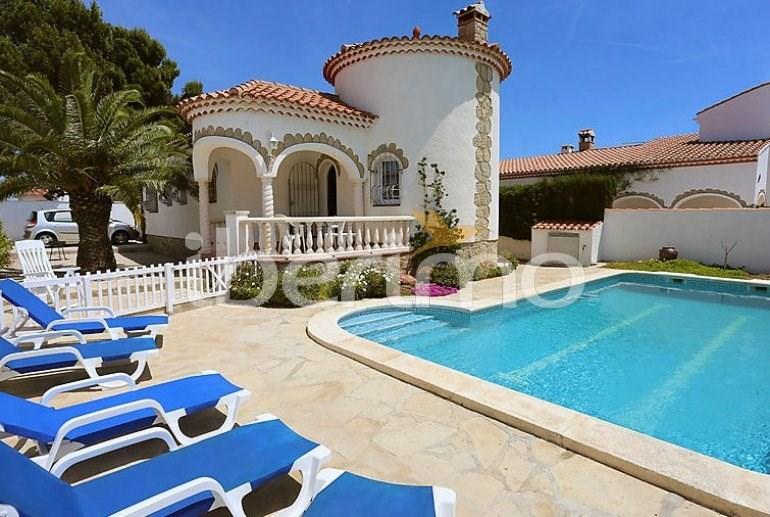 Villa à Miami Platja pour 6 personnes - 3 chambres