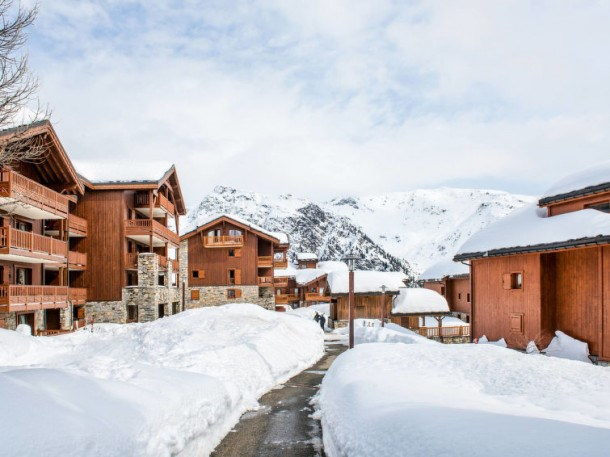 Location vacances La Rosière -  Appartement - 6 personnes - Billard - Photo N° 1
